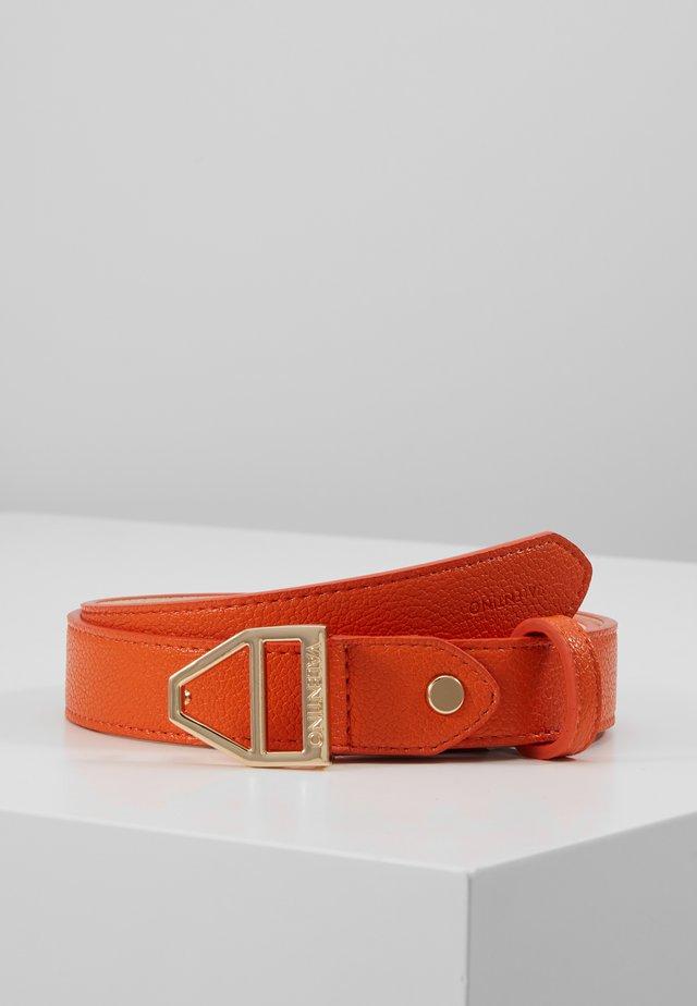 ALBUS - Belt - orange