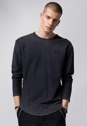 Sweatshirt - vintage black
