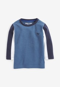 Next - 3 PACK COLOURBLOCK - Langærmede T-shirts - blue - 1