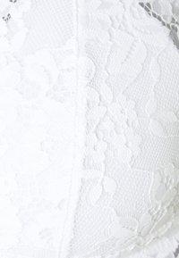 Lindex - BRA IRIS BRALETTE - Bustier - white - 2