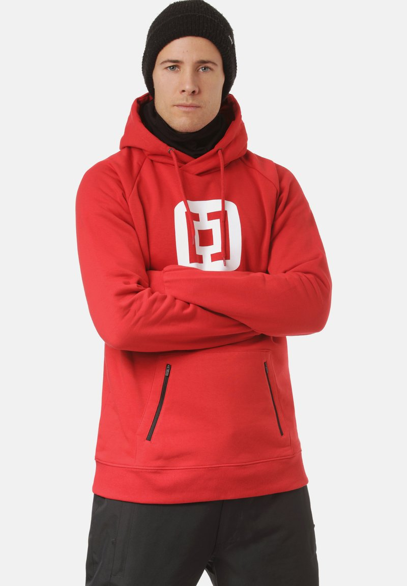 Horsefeathers - SHERMAN - Sweat à capuche - red