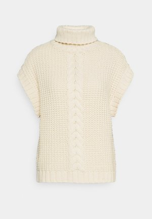 VMMAGIC ROLL NECK - Pullover - birch