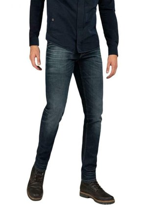 XV  - Slim fit jeans - dark blue denim