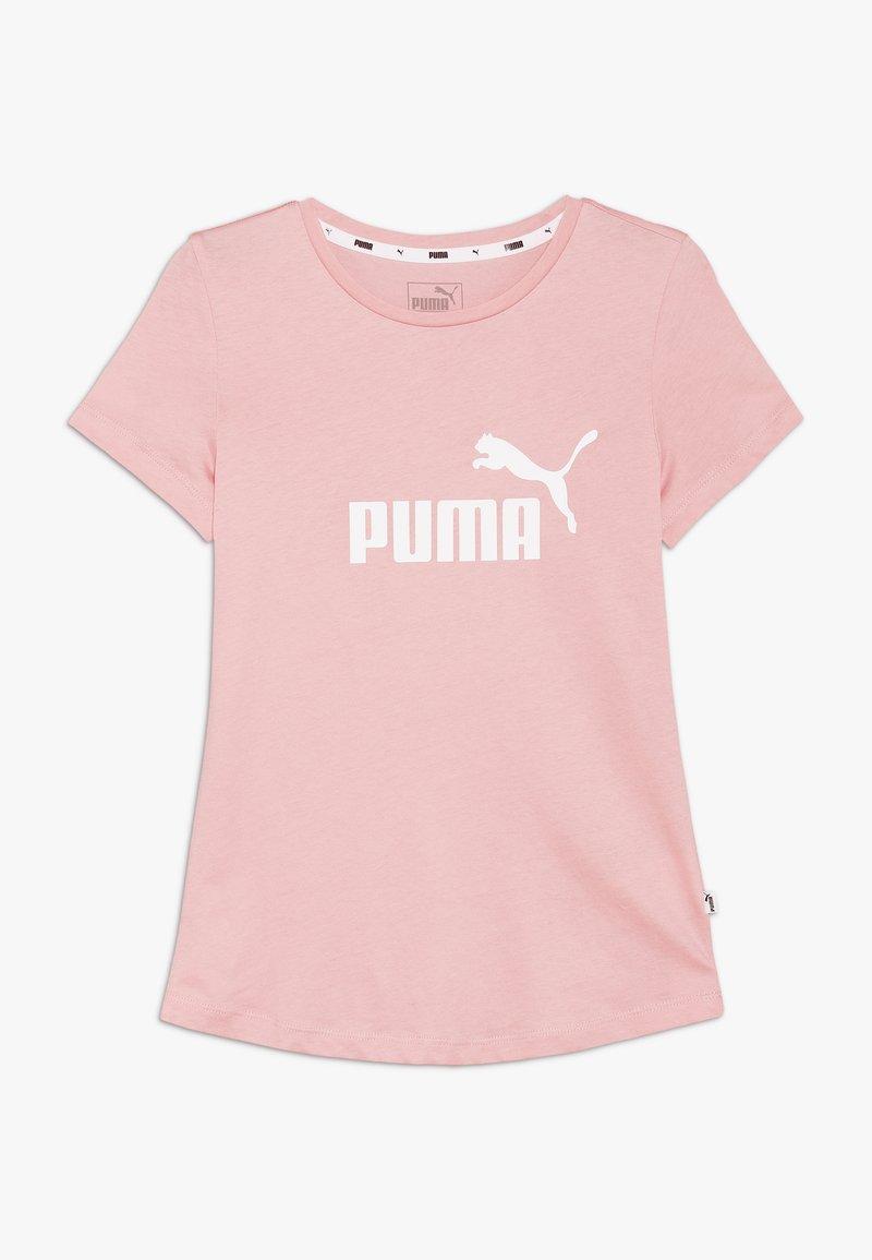 Puma - TEE - Print T-shirt - bridal rose