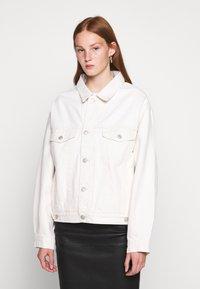 Agolde - CHARLI JACKET - Denim jacket - paper - 0