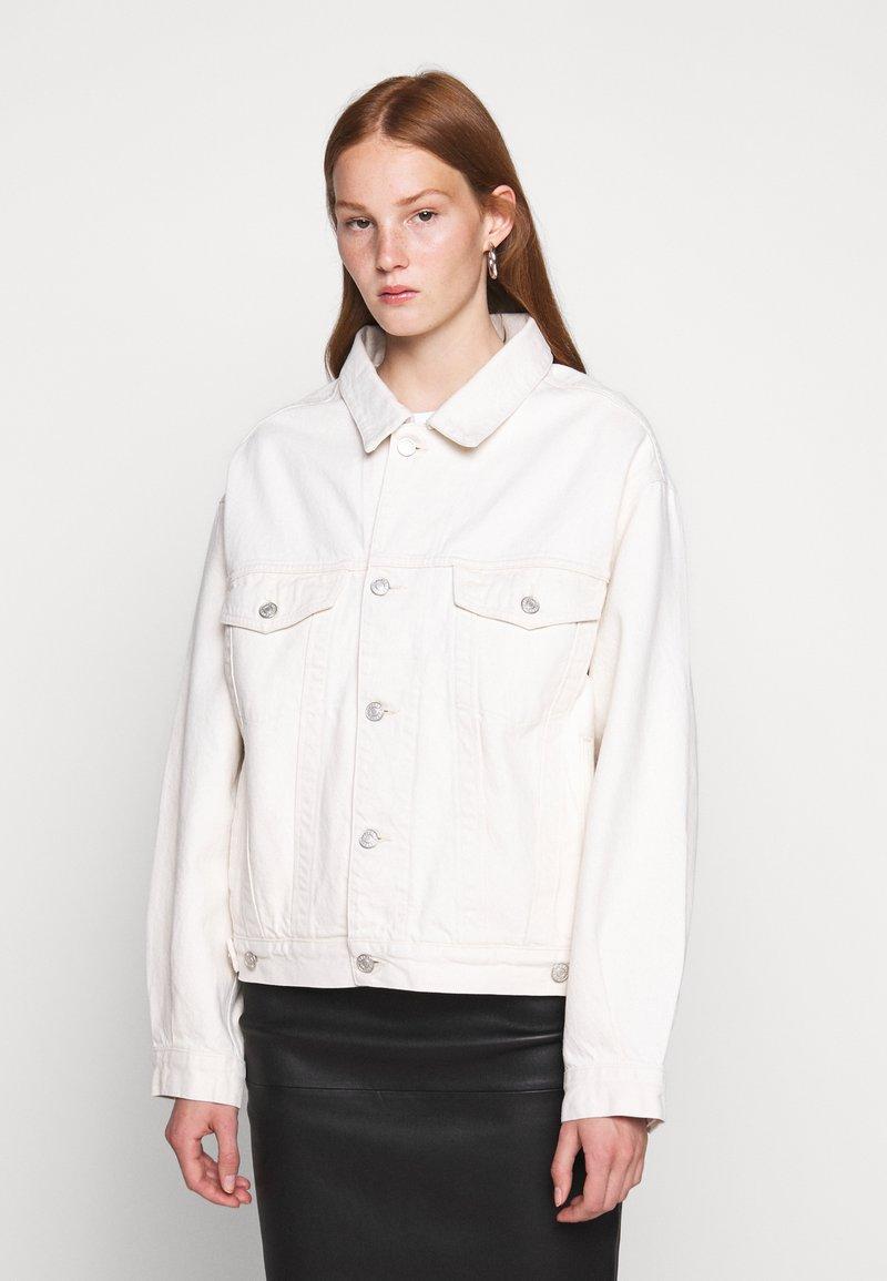 Agolde - CHARLI JACKET - Denim jacket - paper