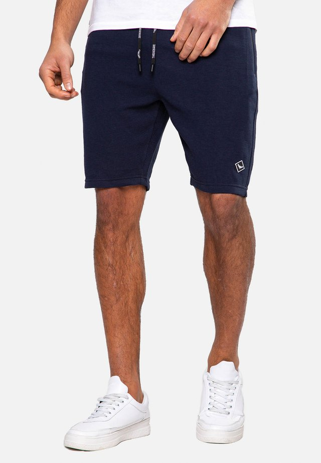 OTTOMAN - Pantaloni sportivi - navy