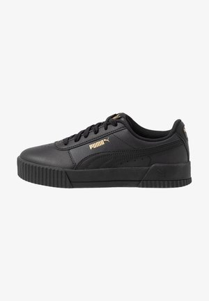 CARINA  - Trainers - black/team gold