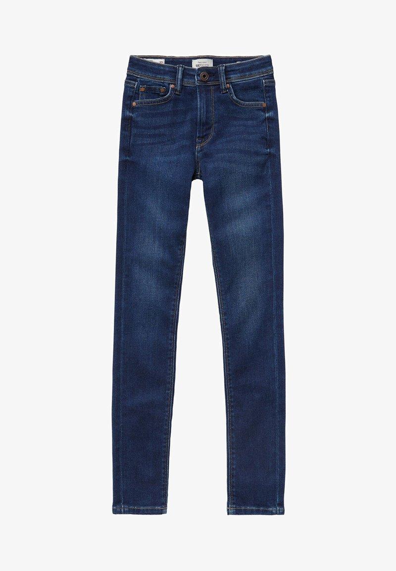 Pepe Jeans - PIXLETTE HIGH - Džíny Slim Fit - denim