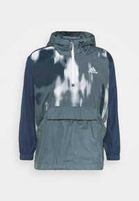 adidas Performance - BACK TO SPORT WIND.RDY ANORAK - Chaqueta outdoor - crew navy/blue oxide - 4