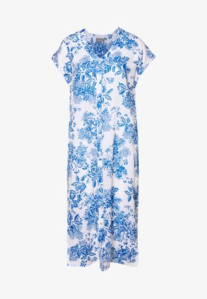 BYHENRI LONG DRESS - Robe longue - lapis blue