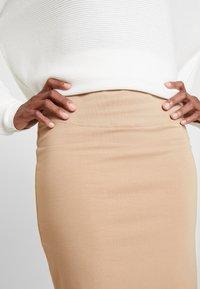 Kaffe - PENNY  - Pencil skirt - tannin - 4
