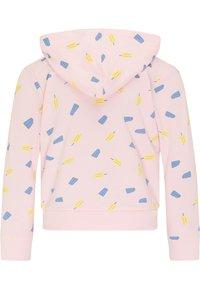 myMo KIDS - Zip-up sweatshirt - hellrosa - 1