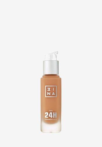 3INA MAKEUP THE 24H FOUNDATION - Foundation - 648 warm honey