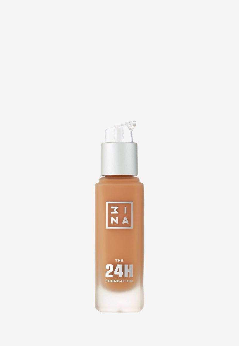 3ina - 3INA MAKEUP THE 24H FOUNDATION - Foundation - 648 warm honey