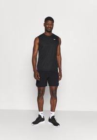Calvin Klein Performance - SHORTS - Sports shorts - black - 1