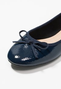 Anna Field - Ballet pumps - dark blue - 2