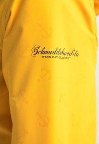 Schmuddelwedda - Parka - senf - 4