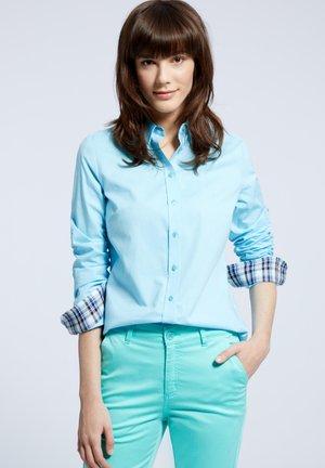 Koszula - turquoise