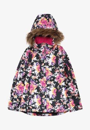 BENNETT SECRET GARDEN - Snowboard jacket - multi-coloured/black