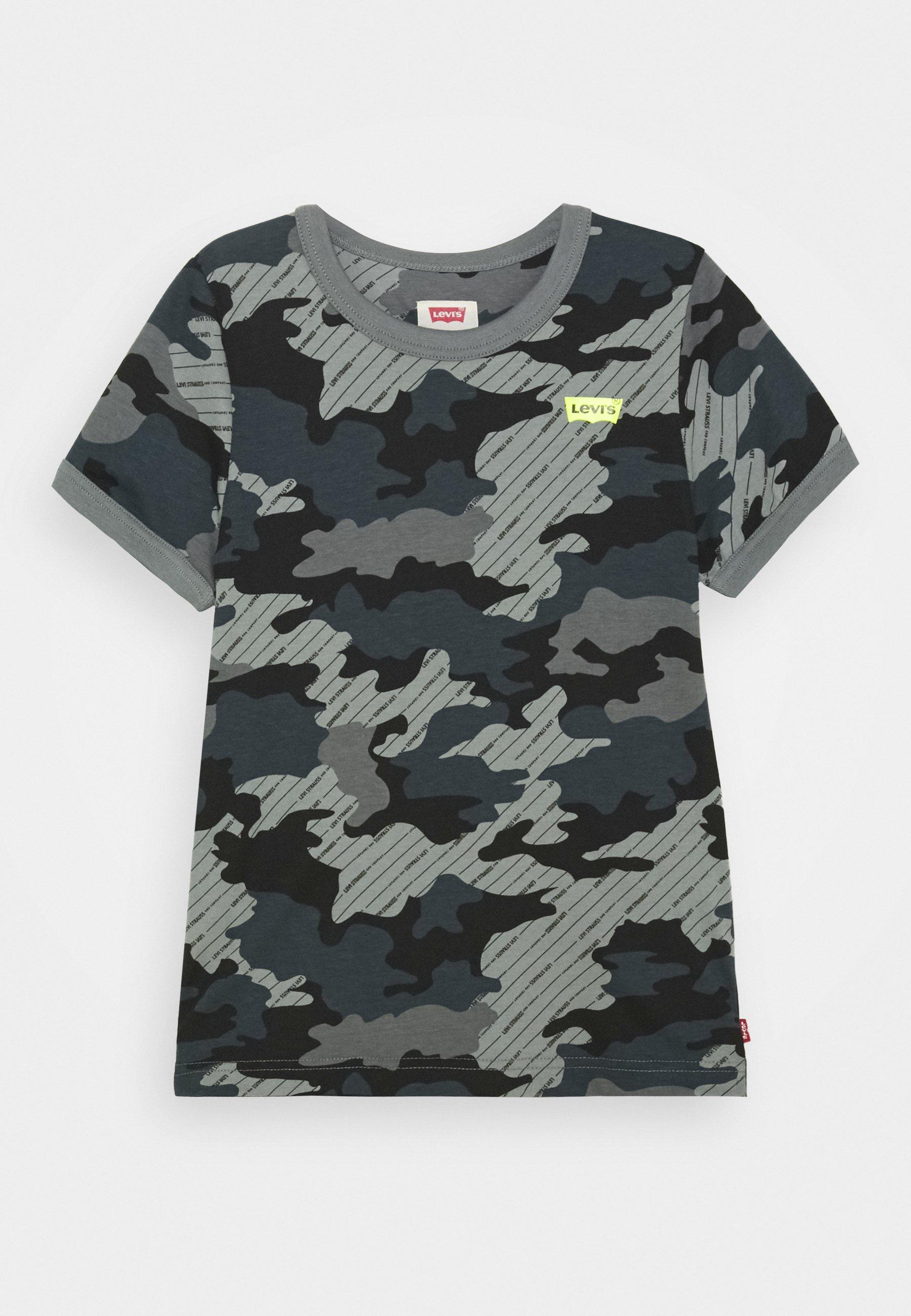 Kids GRAPHIC RINGER UNISEX - Print T-shirt
