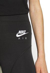 Nike Sportswear - Leggings - black/smoke grey - 5