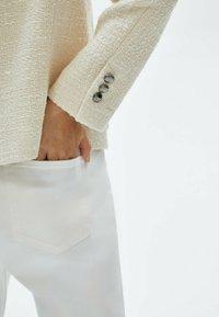 Massimo Dutti - Summer jacket - beige - 4