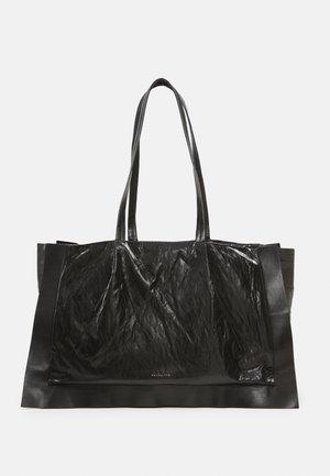 MYLA TOTE - Shoppingväska - black