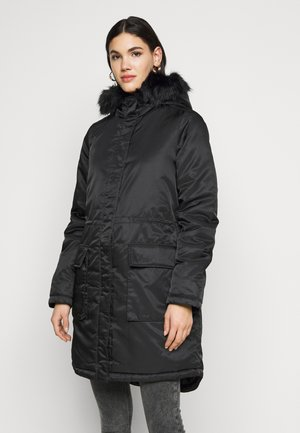 PCBETH JACKET  - Parka - black
