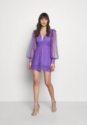 FLOYD MINI  - Koktejlové šaty/ šaty na párty - violet