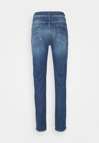 7 for all mankind - KIND TO THE PLANET - Džíny Slim Fit - mid blue - 1