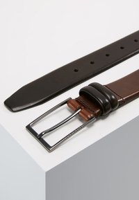 BOSS - CARMELLO - Formální pásek - dark brown - 2