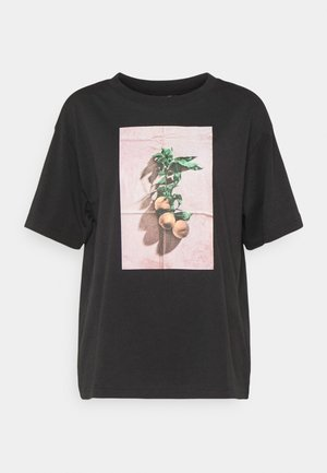 TOVI TEE - T-shirt con stampa - black