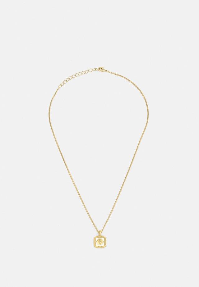 FREE SPIRIT NECKLACE UNISEX - Ketting - gold-coloured