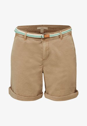 MIT LYCRA XTRA LIFE™ - Shorts - beige