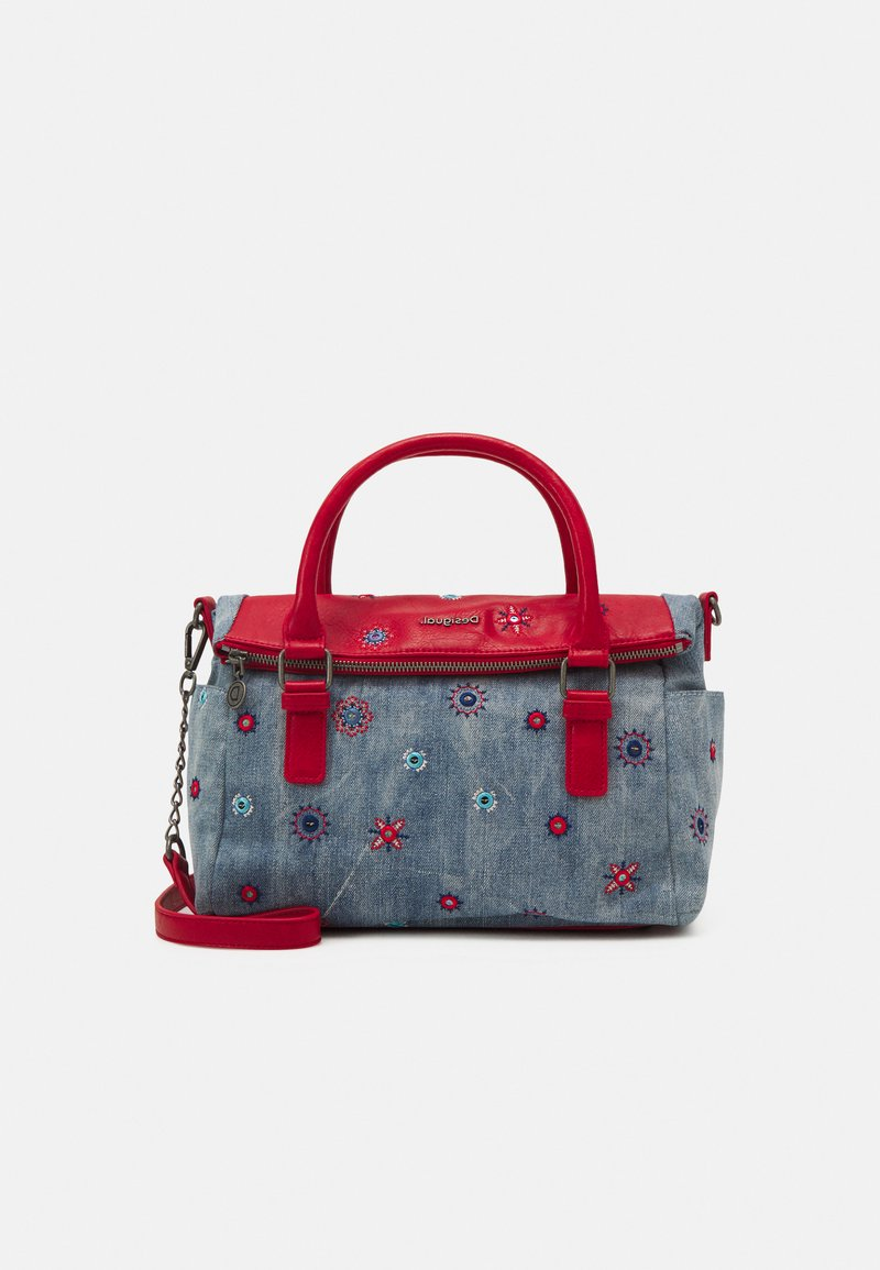 Desigual - BOLS JULY LOVERTY - Handbag - carmin