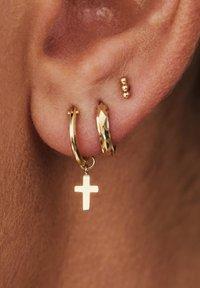 Isabel Bernard - 14 CARAT GOLD - Earrings - gold - 1