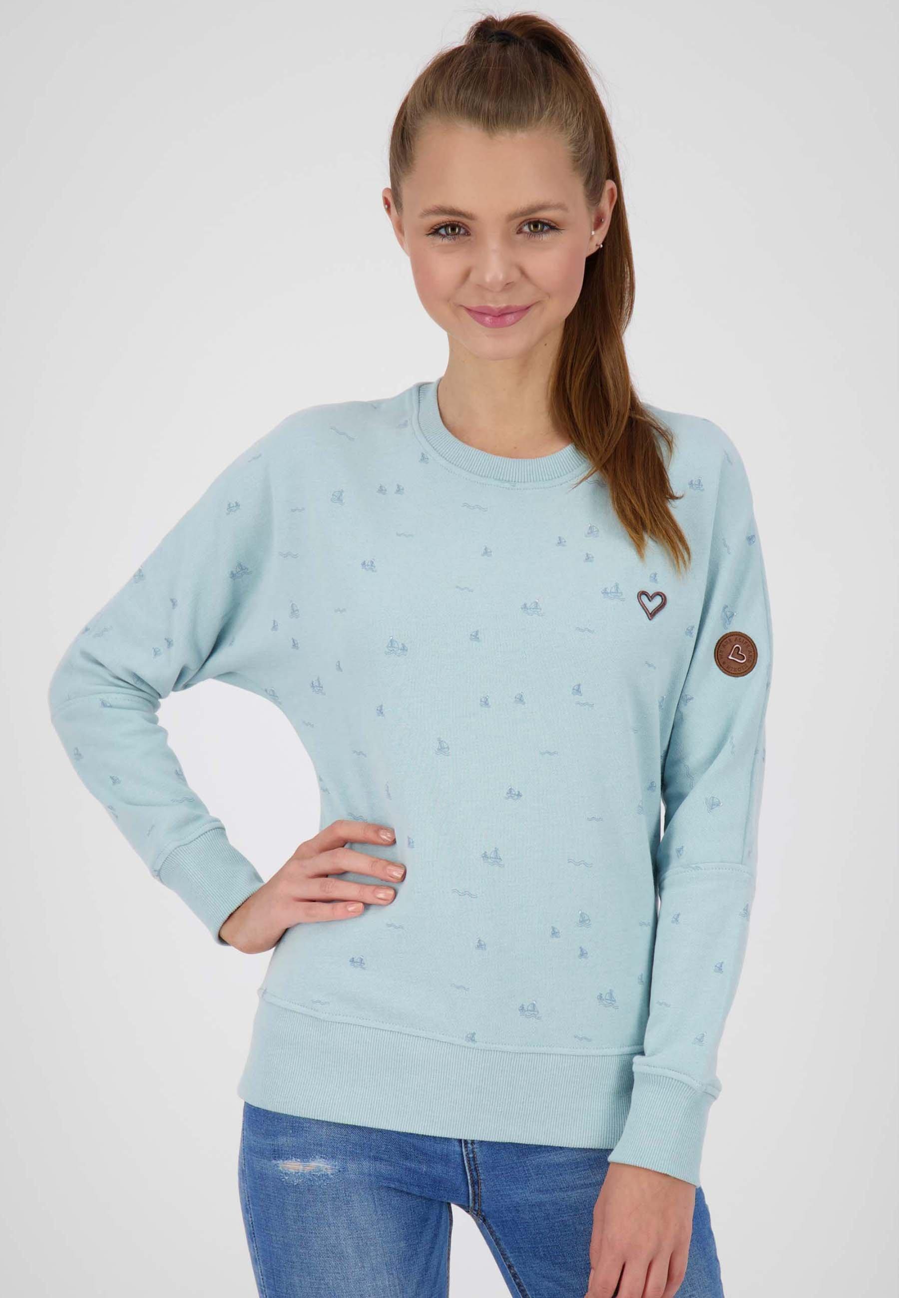 Damen DARLAAK CREWNECK - Sweatshirt