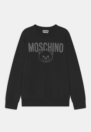 UNISEX - Sweater - black