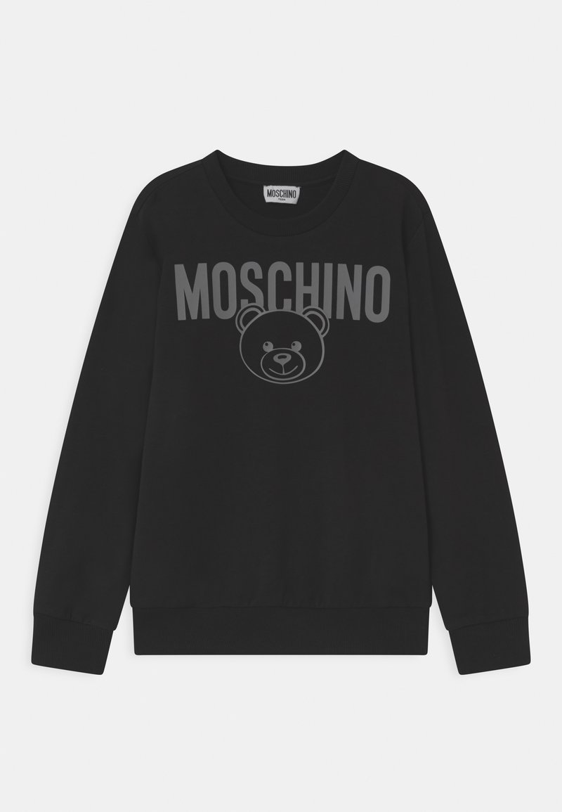 MOSCHINO - UNISEX - Sweatshirt - black