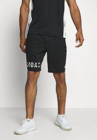 adidas Performance - HYPER - Sports shorts - black - 0