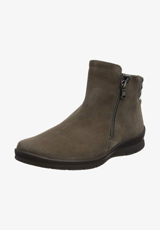 Classic ankle boots - fango