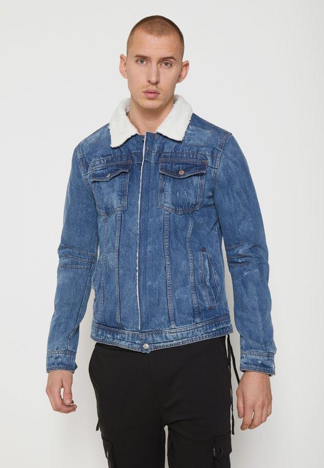 BEKELVYN  - Veste en jean - indigo