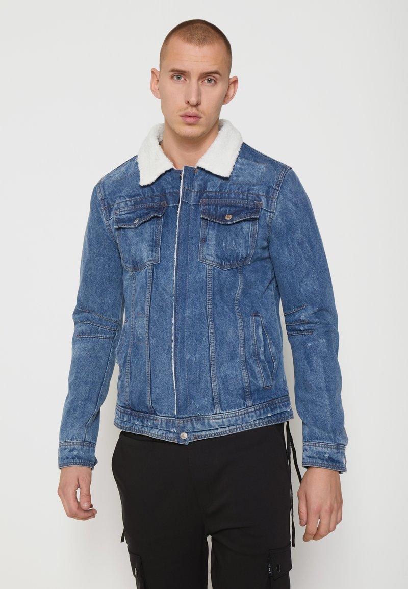 Be Edgy - BEKELVYN  - Jeansjakke - indigo