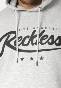 Young and Reckless - NATIONAL GLORY  - Hoodie - grey - 3