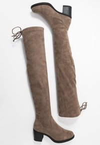 Anna Field - Botas mosqueteras - taupe - 3