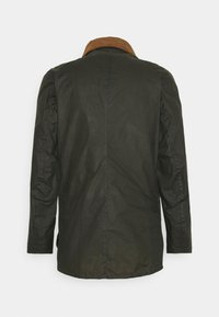Barbour - LIGHTWEIGHT ASHBY WAX - Cappotto corto - archive olive - 1