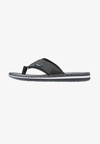 T-bar sandals - ozean
