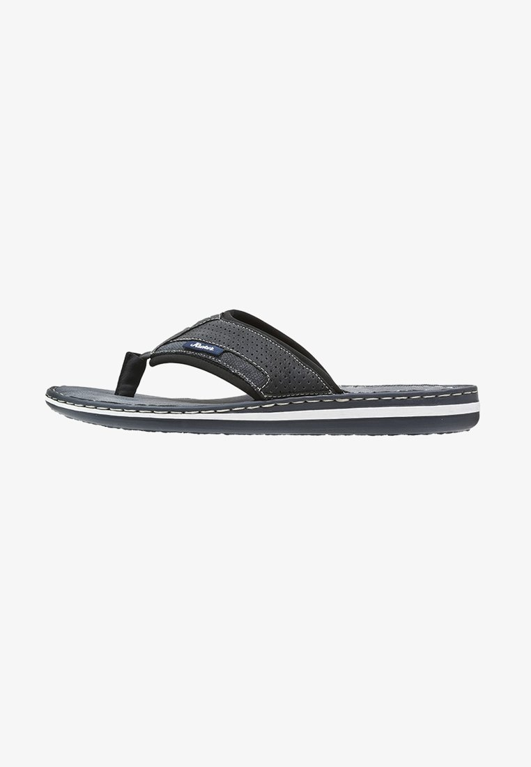 Rieker - T-bar sandals - ozean