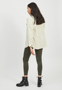 Vila - Button-down blouse - birch - 2